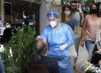 Κορωνοϊός: 597 νέα κρούσματα και 43 θάνατοι – 429 οι διασωληνωμένοι
