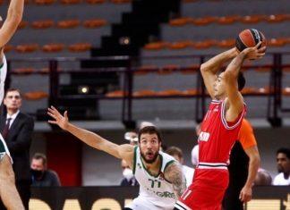 Euroleague: Ολυμπιακός-Ζαλγκίρις 67-68