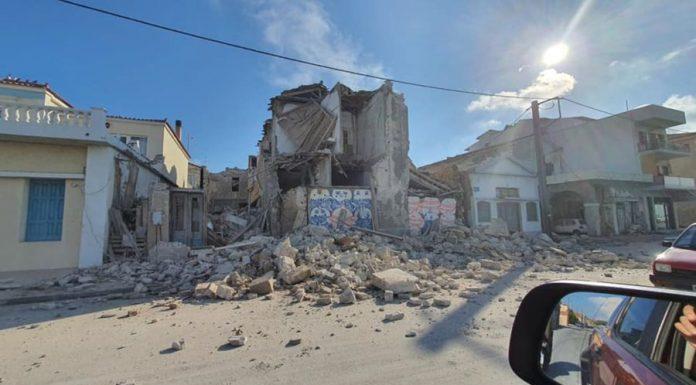 Σάμος - σεισμός: Δύο μαθητές νεκροί – Οκτώ τραυματίες – Ζημιές σε παλαιά κτίρια και δρόμους