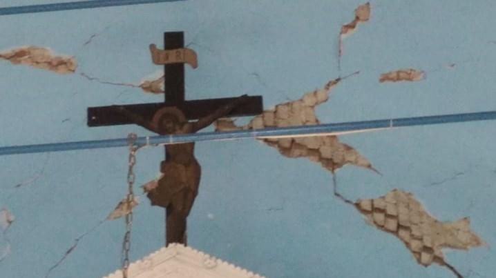Σάμος - σεισμός: 6,7 Ρίχτερ - Τέσσερις τραυματίες και μεγάλες ζημιές στο νησί