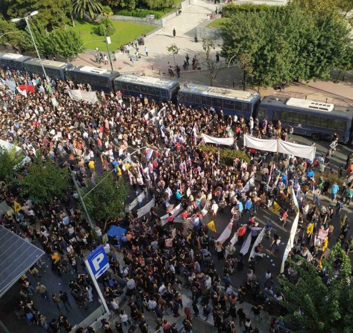 Χαρδαλιάς: Σχεδόν σίγουρη η διασπορά του κορωνοιού μετά τη συγκέντρωση των 20.000 πολιτών