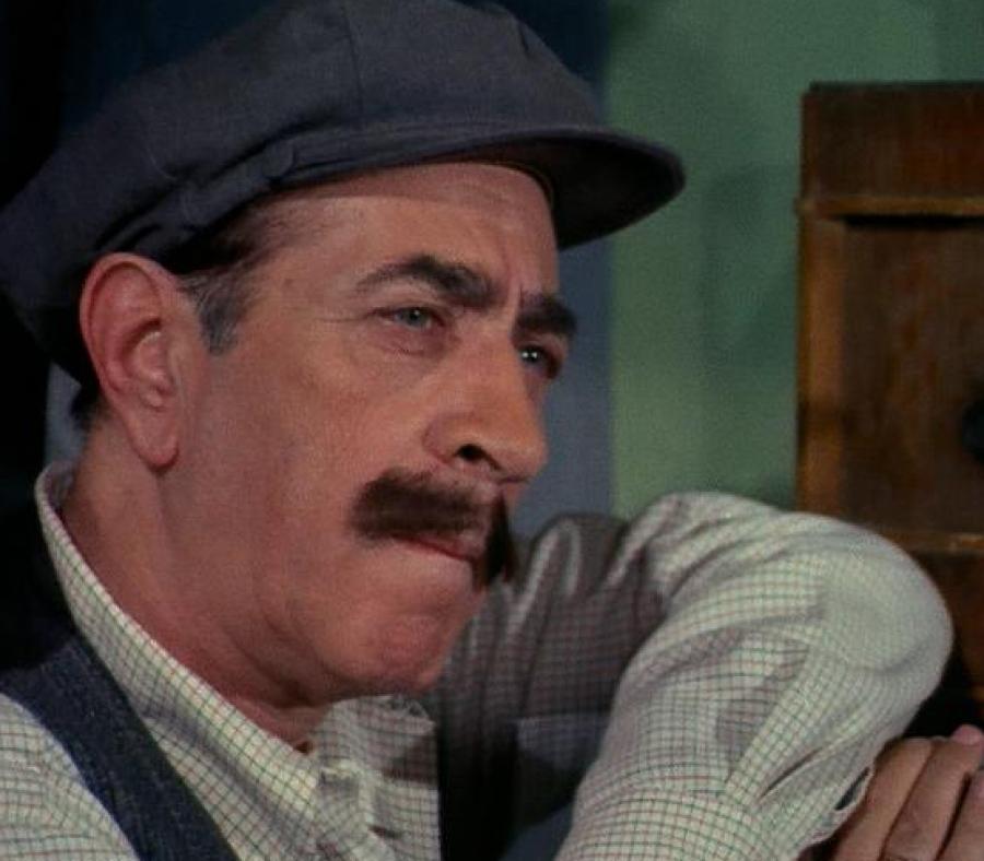Σαν σήμερα στις 14 Νοεμβρίου του 1982 έφυγε ο ηθοποιός Νικήτας Πλατής