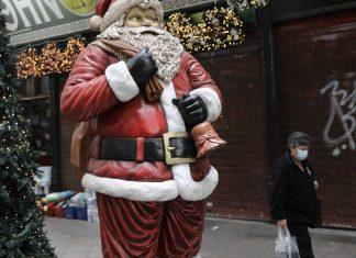 Τα Χριστούγεννα με κορωνοϊό στην Ευρώπη