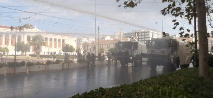 Πολυτεχνείο: Συγκεντρώσεις στην Αθήνα - Δεκάδες προσαγωγές και τραυματισμοί