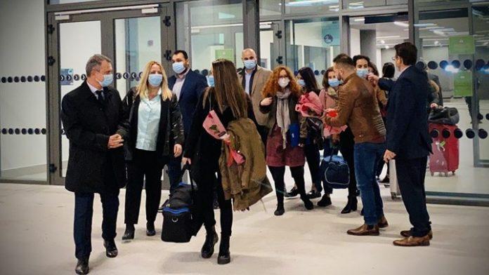 Θεσσαλονίκη: Έφτασαν οι νοσηλεύτριες από την Κρήτη