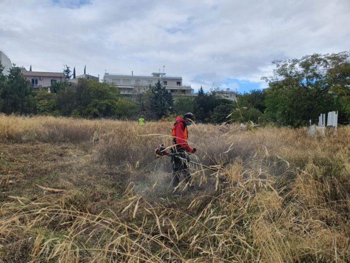 Κουντουριώτικα: 6 στρέμματα αποδίδονται στους πολίτες από τον Δήμο Αθηναίων