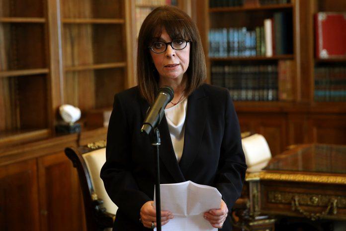 Την Κυριακή 27 Δεκεμβρίου, θα κάνει το εμβόλιο για τον κορωνοϊό, η ΠτΔ, Κατερίνα Σακελλαροπούλου
