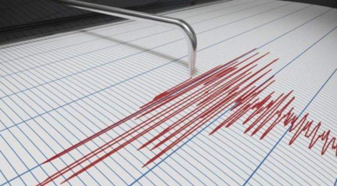 Λάρισα: Ισχυρός σεισμός ΤΩΡΑ στην Ελασσόνα