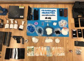 Delivery κοκαΐνης από σπείρα ναρκωτικών – 6 συλλήψεις