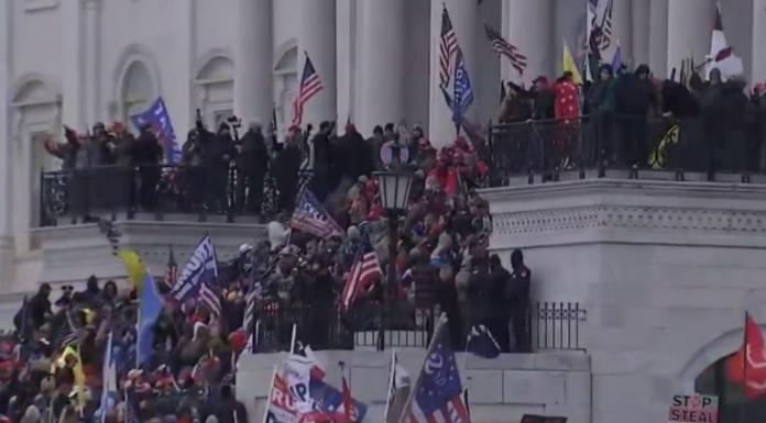 ΗΠΑ: Εκκενώθηκε το Καπιτώλιο από τους διαδηλωτές ανακοίνωσε η Αστυνομία