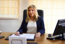 Τη στήριξή της στη Μπεκατώρου εκφράζει και η Μαρία Συρεγγέλα
