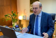 Χατζηδάκης: Η κυβέρνηση θα αναλάβει νομοθετικές πρωτοβουλίες στα εργασιακά, την επικουρική ασφάλιση και τον συνδικαλιστικό νόμο