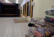 Πειραιάς: Θερμαινόμενος χώρος για την προστασία των πολιτών