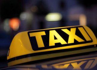 Όπλο σε ταξί στον σταθμό Λαρίσης
