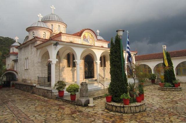 Το Μοναστήρι της Παναγίας Αντίνιτσας
