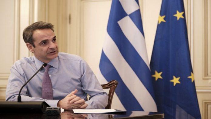 Μητσοτάκης: Με το τέλος της πανδημίας η ελληνική οικονομία θα σημειώσει ανάπτυξη
