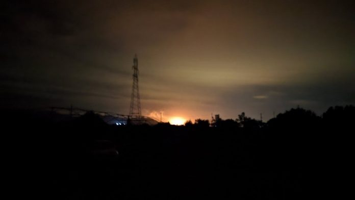 Ασπρόπυργος: Αυτοψία επιθεωρητών περιβάλλοντος στο Κέντρο Υπερυψηλής Τάσης