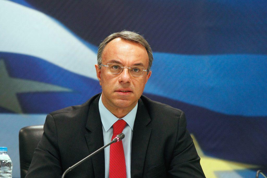 Σταϊκούρας: Άφησε ανοιχτό το ενδεχόμενο μείωσης του ΕΝΦΙΑ κατά 8%