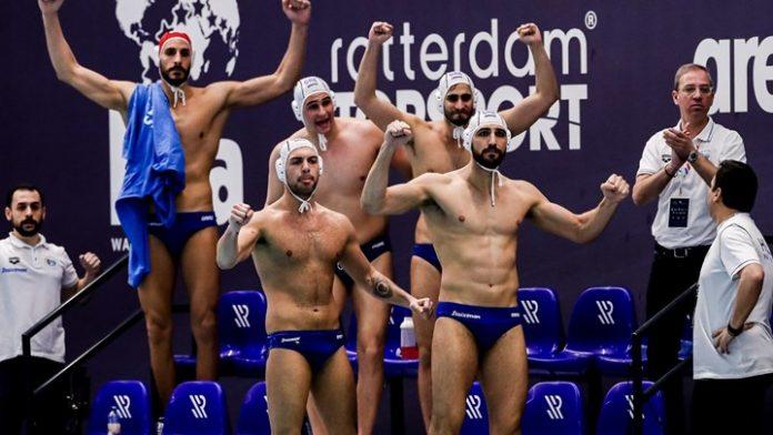Πόλο - Τεράστια επιτυχία: Η Εθνική ανδρών προκρίθηκε στους Ολυμπιακούς Αγώνες