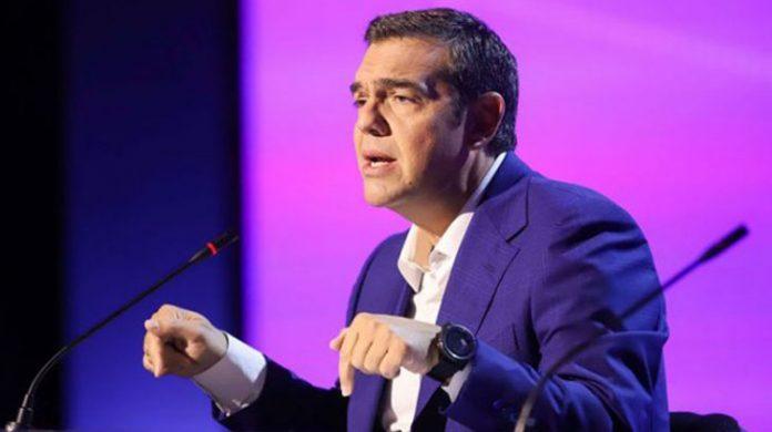 Ο Τσίπρας παρουσίασε το πρόγραμμα του ΣΥΡΙΖΑ για την ανασυγκρότηση του ΕΣΥ