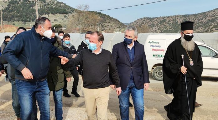 Καραμανλής: Άμεση επιδότηση ενοικίου στους σεισμόπληκτους της Θεσσαλίας