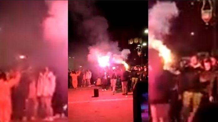 Ξάνθη: Καρναβαλιστές ξεχύθηκαν στους δρόμους παρά το lockdown