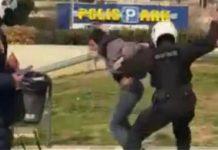 """Νέα Σμύρνη: Εισαγγελική παρέμβαση για τα επεισόδια – Στο """"μικροσκόπιο"""" τυχόν αξιόποινες πράξεις από αστυνομικούς"""