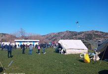 Τσίπρας στις πληγείσες περιοχές: Άμεσα αποζημιώσεις, εμβολιασμός των πληγέντων και εξάμηνη φορολογική απαλλαγή