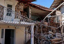 Σεισμός στην Ελασσόνα: Έξι άτομα έχουν απεγκλωβιστεί