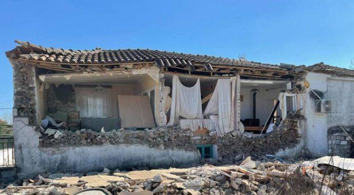 Ελασσόνα: Νέα ισχυρή σεισμική δόνηση μεγέθους 5,9 ρίχτερ